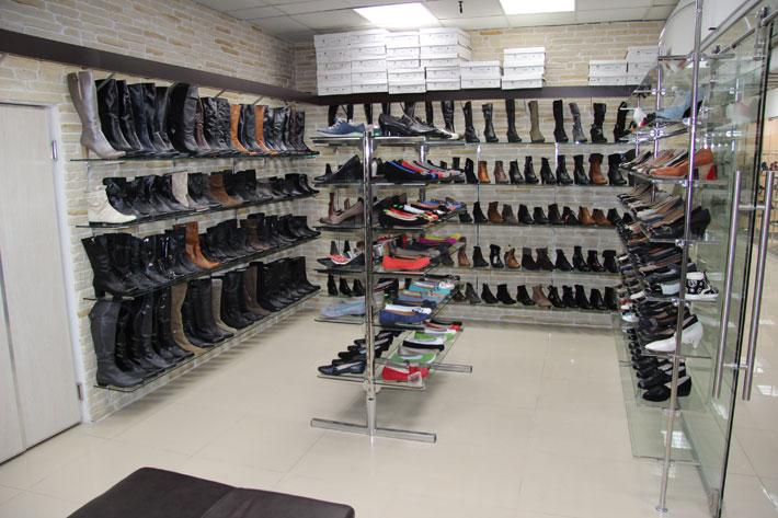 Мир обуви на Автозаводской KingShoe КингШу павильон 65, 1 этаж