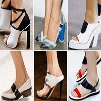 летняя женская обувь маленьких размеров