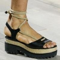 женские сандали больших размеров