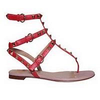 женские сандали каркас