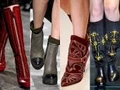 Модные тенденции зимней обуви больших размеров