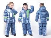 Одежда для детей. Закладка стиля