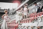 Уникальные свадебные платья и туфельки для особенных невест