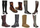 Начало завоза зимней женской обуви в розничные магазины KingShoe