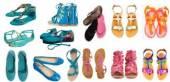 Женская летняя обувь в розничных магазинах уже в наличии!