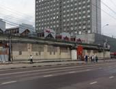 Реконструкция фасада Обувного Центра На Автозаводской
