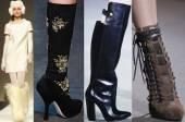 Модная обувь осень зима 2013 2014