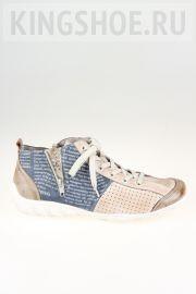 Женские ботинки Rieker Артикул R3470-42