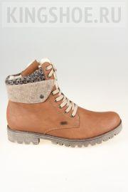 Женские ботинки Rieker Артикул 78528-24