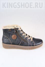 Женские ботинки Rieker Артикул R7980-01