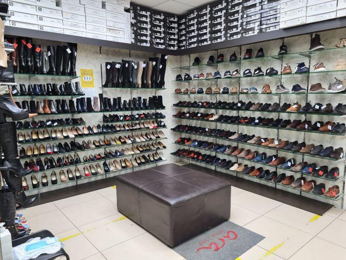 Обувной магазин на Автозаводской KingShoe КингШу