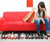 Многообразие женских туфлей