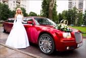 Свадебный транспорт  некоторые особенности и тонкости