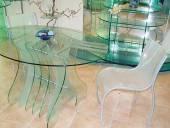 Изысканность Мебели Из Стекла