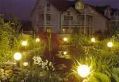Как выбирать светильники для приусадебной территории