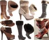Начало завоза зимней женской обуви
