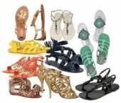 Значительное обновление летнего ассортимента больших размеров обуви