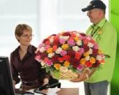 Доставка цветов что делать, когда нет времени на подарок
