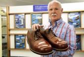 Мужская обувь больших размеров для весны