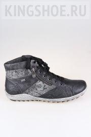 Женские ботинки Rieker Артикул R1497-45