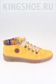 Женские ботинки Rieker Артикул M6411-68