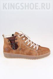 Женские ботинки Rieker Артикул Y6423-23
