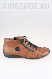 Женские ботинки Rieker Артикул L6542-22